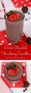 Dark chocolate, creamy greek yogur - 275 Healthy Smoothie Recipes - RecipePin.com