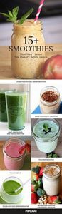 When you're rushing to make it out - 275 Healthy Smoothie Recipes - RecipePin.com