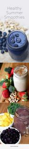Use up your Summer berries, cherri - 275 Healthy Smoothie Recipes - RecipePin.com