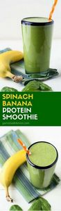 Start your day on the right foot w - 275 Healthy Smoothie Recipes - RecipePin.com