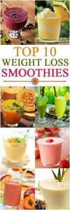 weightloss : All you need to make  - 275 Healthy Smoothie Recipes - RecipePin.com