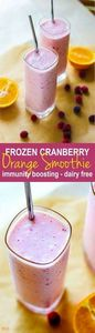 Vegan immunity boosting frozen cra - 275 Healthy Smoothie Recipes - RecipePin.com