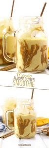 Start your day with this creamy an - 275 Healthy Smoothie Recipes - RecipePin.com
