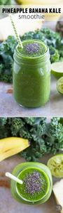 Filled with lots of good for you i - 275 Healthy Smoothie Recipes - RecipePin.com