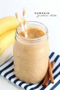 Turn your protein shake into a del - 275 Healthy Smoothie Recipes - RecipePin.com