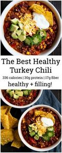 Incredible, perfectly spiced healt - 75 Healthy Turkey Recipes - RecipePin.com