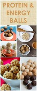 Healthy Bites: 30 Protein and Ener - 240 High Protein Recipes - RecipePin.com