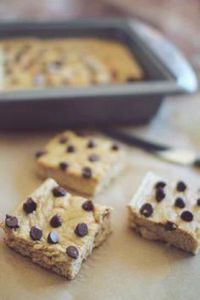 Chocolate Chip Cookie Dough Protei - 240 High Protein Recipes - RecipePin.com