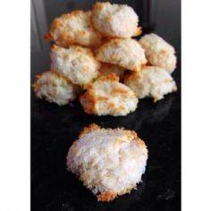Ripped Recipes - Protein Macaroons - 240 High Protein Recipes - RecipePin.com