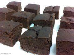 MOCHA PROTEIN BROWNIES! My recipe  - 240 High Protein Recipes - RecipePin.com