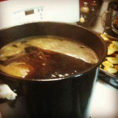 Apple Cinnamon Imperial Nut Brown  - 300 Homebrewing Recipes to Brew at Home - RecipePin.com