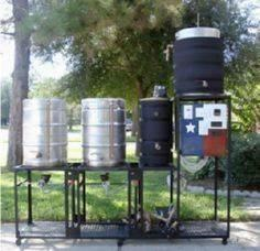9 Serious DIY Beer-Brewing Rigs -  - 300 Homebrewing Recipes to Brew at Home - RecipePin.com