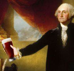 George Washington's Infamous Small - 300 Homebrewing Recipes to Brew at Home - RecipePin.com