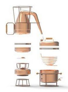 Prohibition Kit by Francesco Morac - 300 Homebrewing Recipes to Brew at Home - RecipePin.com