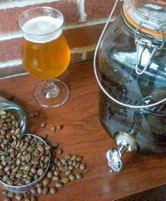 Coffee Beer: How to Cold Brew Coff - 300 Homebrewing Recipes to Brew at Home - RecipePin.com