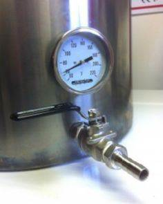 How to install a ball valve and th - 300 Homebrewing Recipes to Brew at Home - RecipePin.com