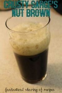 Nut Brown Ale Recipe - 300 Homebrewing Recipes to Brew at Home - RecipePin.com