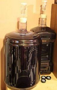 Homemade Raspberry Wine - 300 Homebrewing Recipes to Brew at Home - RecipePin.com