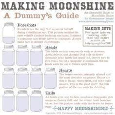 A Dummies Guide to Making Moonshin - 300 Homebrewing Recipes to Brew at Home - RecipePin.com