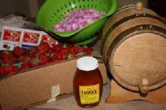 strawberry rhodomel, adapted from  - 300 Homebrewing Recipes to Brew at Home - RecipePin.com