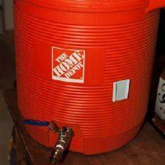 How to Build a Home-Brew Mash Tun - 300 Homebrewing Recipes to Brew at Home - RecipePin.com