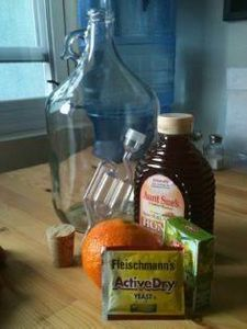 Home made mead http://www.modernbu - 300 Homebrewing Recipes to Brew at Home - RecipePin.com