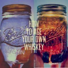 How to Age Whiskey - 300 Homebrewing Recipes to Brew at Home - RecipePin.com