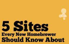 5 Sites Every New Homebrewer Shoul The Marketplace for Adults with Taste!  @LiquorListcom #LiquorList.com - 300 Homebrewing Recipes to Brew at Home - RecipePin.com