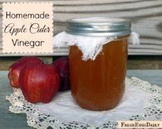 Make your own Homemade Apple Cider - 300 Homebrewing Recipes to Brew at Home - RecipePin.com