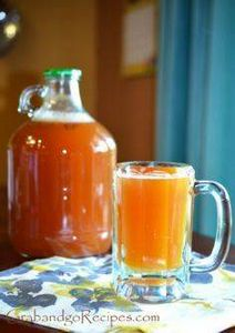Easy Organic Honey Kvas Recipe. Se - 300 Homebrewing Recipes to Brew at Home - RecipePin.com
