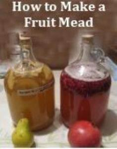 mead - 300 Homebrewing Recipes to Brew at Home - RecipePin.com