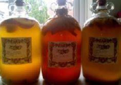 Traditional Mead. (Honey wine) - 300 Homebrewing Recipes to Brew at Home - RecipePin.com