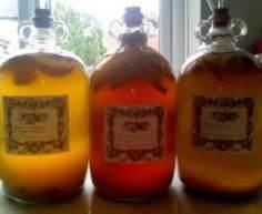 7 Amazing Mead Recipes http://www. - 300 Homebrewing Recipes to Brew at Home - RecipePin.com