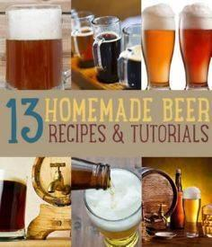 How To Make Beer At Home | Best Be - 300 Homebrewing Recipes to Brew at Home - RecipePin.com