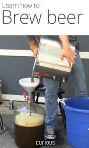How to brew beer - 300 Homebrewing Recipes to Brew at Home - RecipePin.com