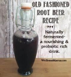 How to Make Root Beer - Healthy Pr - 300 Homebrewing Recipes to Brew at Home - RecipePin.com