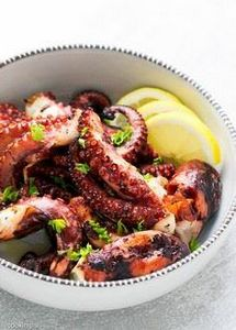 easy-grilled-octopus-recipe | #Ins - 235 Japanese Recipes - RecipePin.com