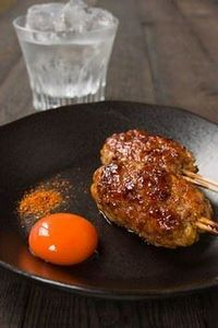 Tsukune, a type of yakitori, is a  - 235 Japanese Recipes - RecipePin.com
