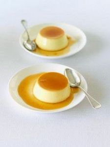Creme Caramel aka Purin (プリン) - By - 235 Japanese Recipes - RecipePin.com