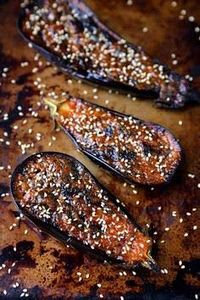 I could do this with the eggplant  - 235 Japanese Recipes - RecipePin.com