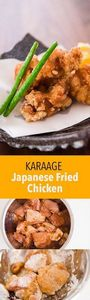 Karaage, the Japanese version of f - 235 Japanese Recipes - RecipePin.com