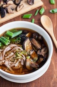 Roasted Mushroom Noodle Soup (and  - 235 Japanese Recipes - RecipePin.com
