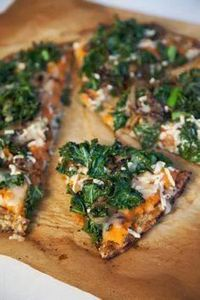 We Fight For Pizza - 160 Kale Recipes - RecipePin.com