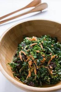 Kale-haters, back down! Coleslaw h - 160 Kale Recipes - RecipePin.com