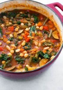Deliciously filling without all th - 160 Kale Recipes - RecipePin.com