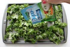 That's so Michelle: Easy Ranch Kal - 160 Kale Recipes - RecipePin.com