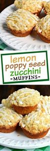 Use up some of the summer zucchini - 250 Lemon Recipes - RecipePin.com