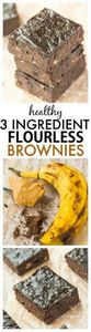 Healthy 3 Ingredient Flourless Bro - 300 Low Carb Recipes - RecipePin.com
