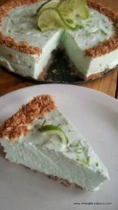 Low Carb Lime Coconut Cheesecake | - 300 Low Carb Recipes - RecipePin.com