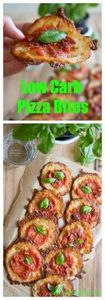 This is pizza without the drawback - 300 Low Carb Recipes - RecipePin.com